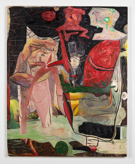 , 'Parry,' 2017, Denny Dimin Gallery