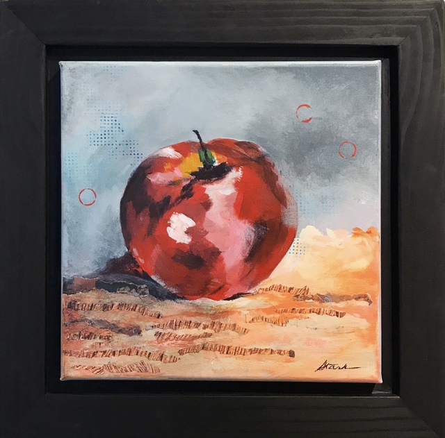 Cathy Stark, 'The Little Apple', 2019, {9} The Gallery