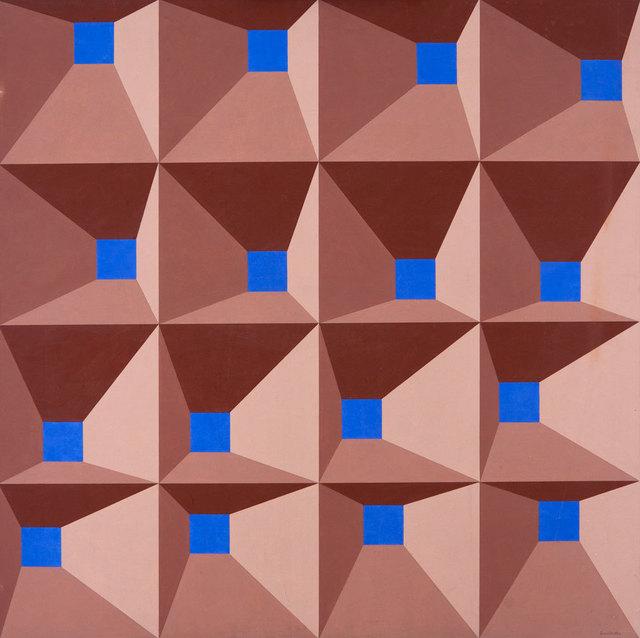 , 'C 8344,' 1983, Galeria Frente