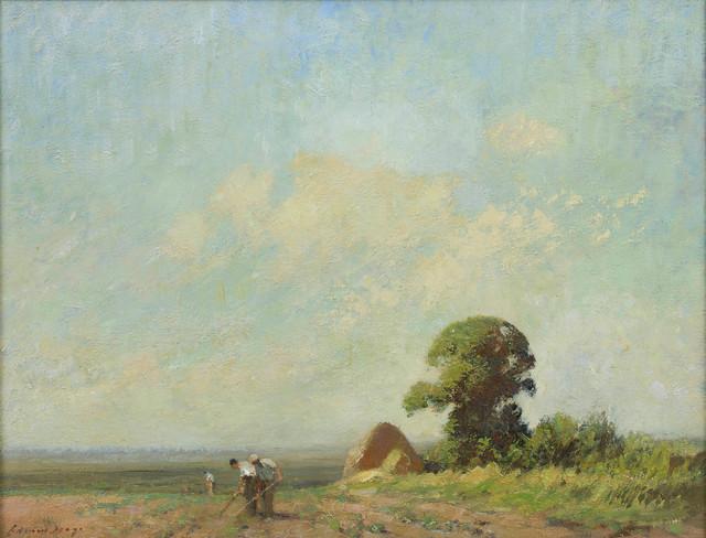 , 'Root Field,' , Portland Gallery