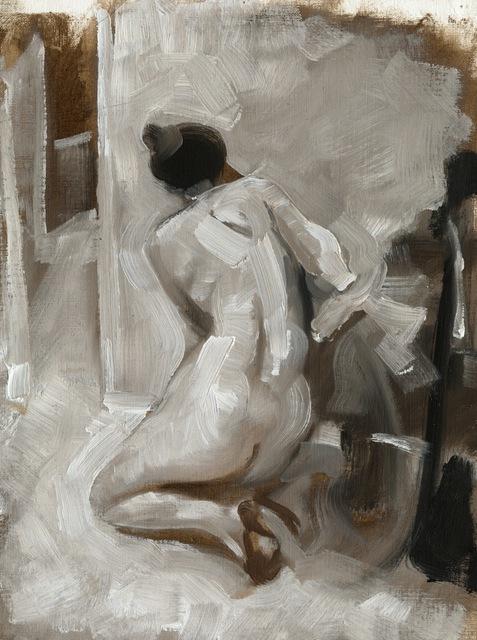 , 'Emma Sketch 2,' 2017, Helikon Gallery & Studios