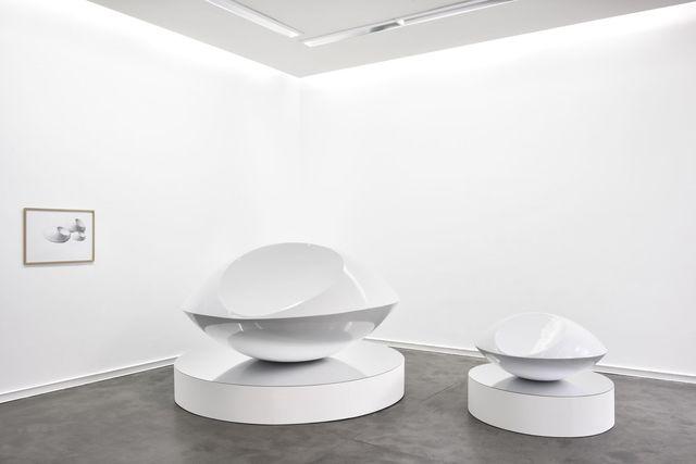 , 'Lentille flottante,' 1994-2017, Galerie Mitterrand