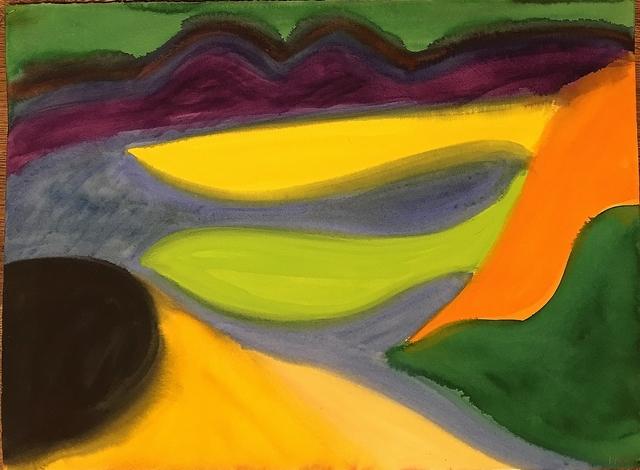 David Hayes, 'Untitled #2', 1985, Lawrence Fine Art