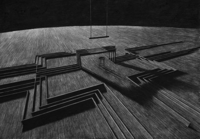 , 'Workspace l,' 2016, rosenfeld porcini