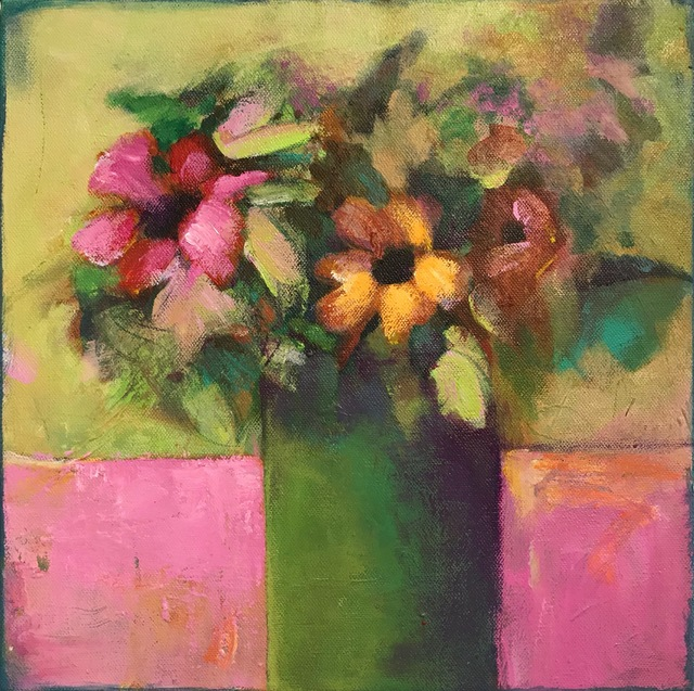 , 'Des Fleurs,' 2018, {9} The Gallery