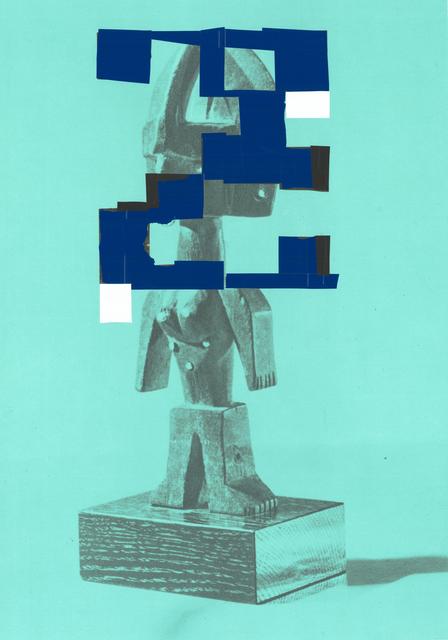 , 'I Put a Spell on you V,' 2015, Mini Galerie