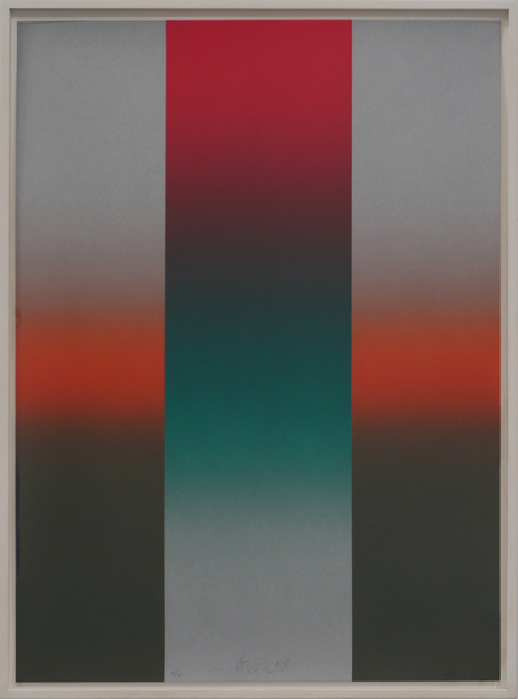 , 'Barcelona Suite #6,' 1989, Peter Blake Gallery