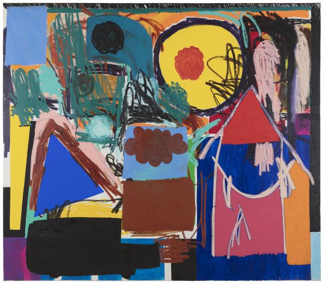 , 'Ohne Titel,' 2016, Galerie Forsblom