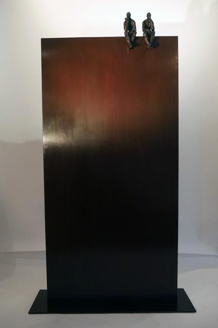 , 'Le Mur,' 2014, Galerie Geraldine Banier
