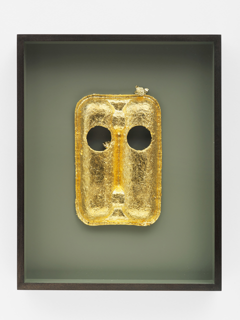 , 'Mask VI,' 2019, Ingleby Gallery