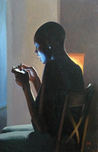 , 'Tantalum, The Love Letter,' 2015, Bill Hodges Gallery