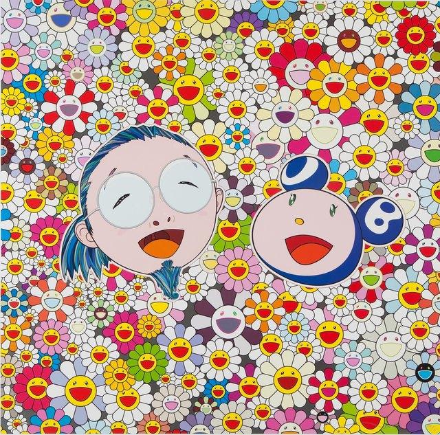 Takashi Murakami, 'Me and Mr. DOB', 2010, Upsilon Gallery