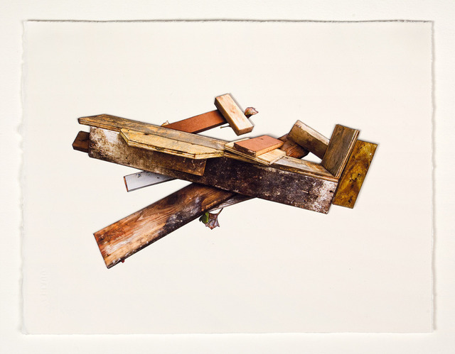 , 'Wood #2,' 2012, Robert Mann Gallery