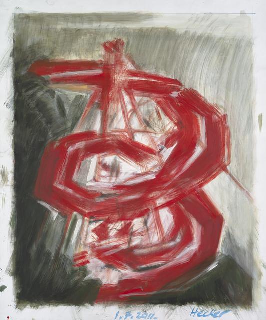 Zvi Hecker, 'Untitled', 2011, Galerie Nordenhake