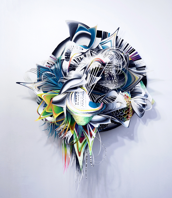 , 'Mutatis,' 2018, Hashimoto Contemporary