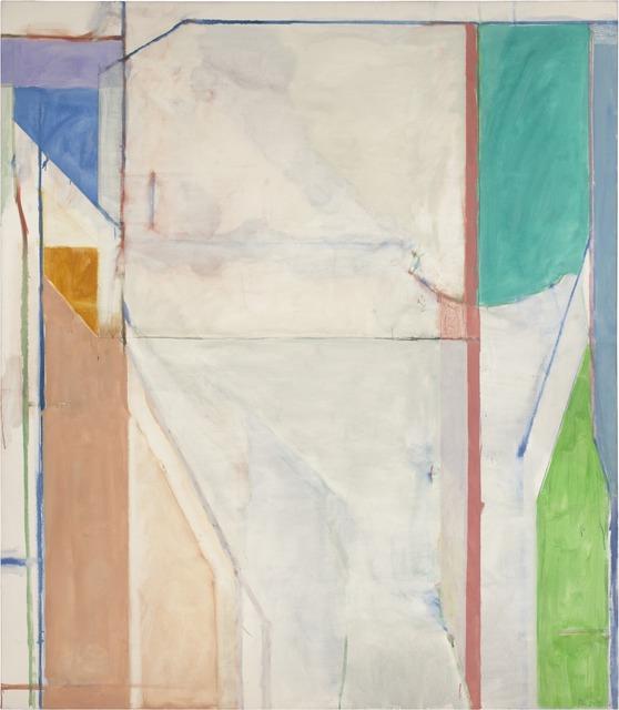 Richard Diebenkorn, 'Ocean Park #43,' 1971, Richard Diebenkorn Foundation