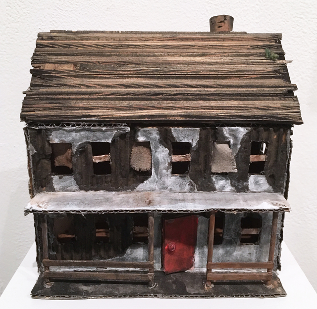 , 'American Bungalow (Old Colonial),' 2018, BoxHeart