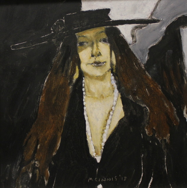 RFM McInnis, 'Shadow - Marla with a Black Hat', 2013, The Front Gallery