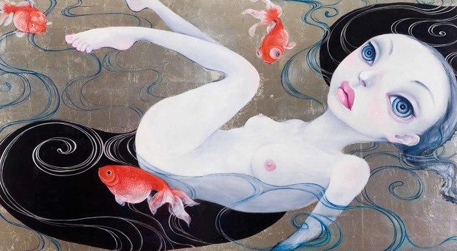 , 'Moonlight,' 2011, Gallery Tsubaki