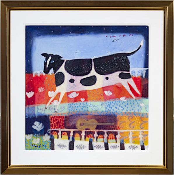 , 'Cindy in the Sky,' 2003, David Barnett Gallery