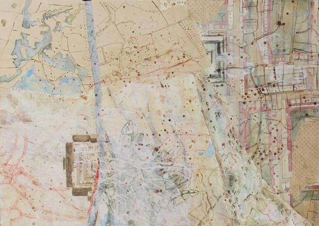 , 'Landscape VII,' 2016, Saskia Fernando Gallery