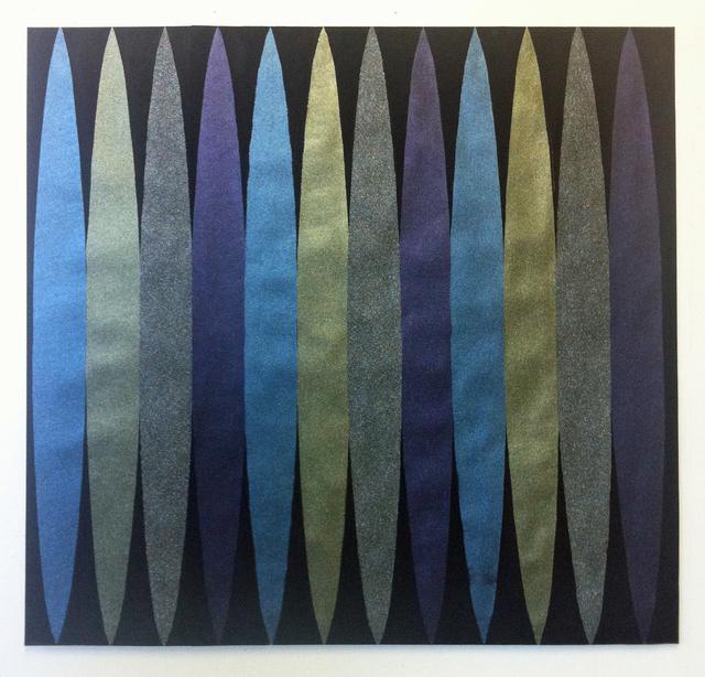 , 'flat sphere study (wrong size),' 2018, Michael Warren Contemporary