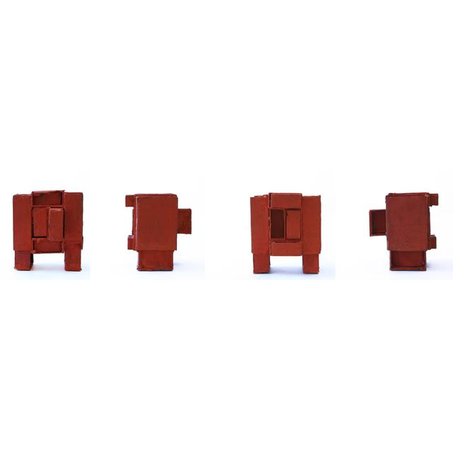 , 'Esculturas de caixa de fósforos,' 1964, LURIXS: Arte Contemporânea