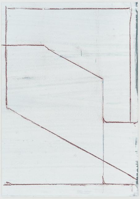 , 'Eiswege,' 2017, Patrick Heide Contemporary