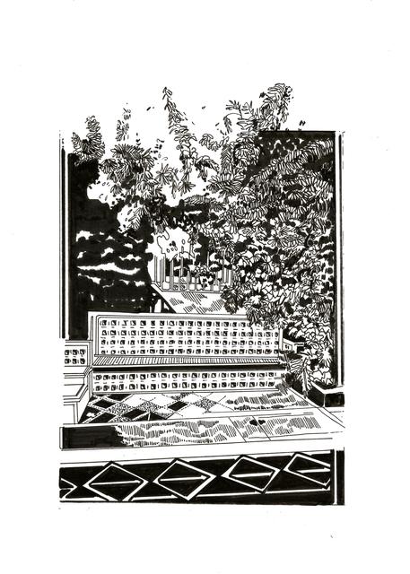 , 'Souvenirs de Séville #2,' 2019, L'Atelier 21