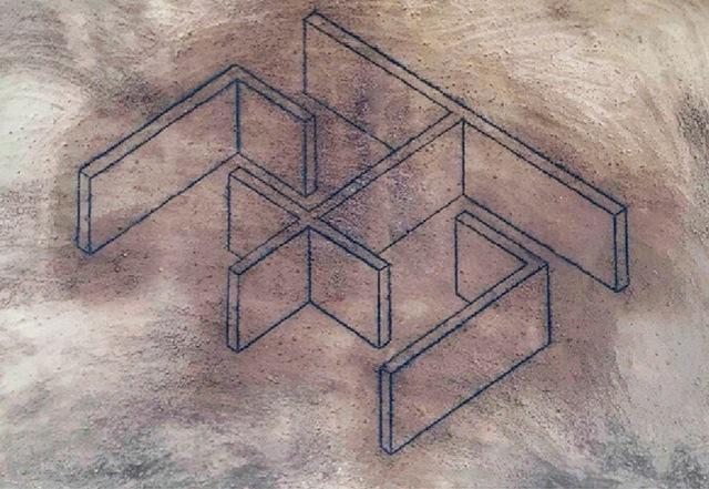 , 'Arquitectura del Humo,' 2015, Casado Santapau