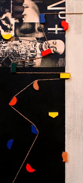 , 'Посвящается Набокову,' 2015, Omelchenko Gallery