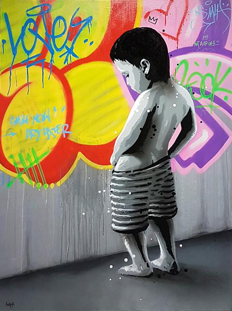 , 'Love vandal,' 2016, Art Life Gallery