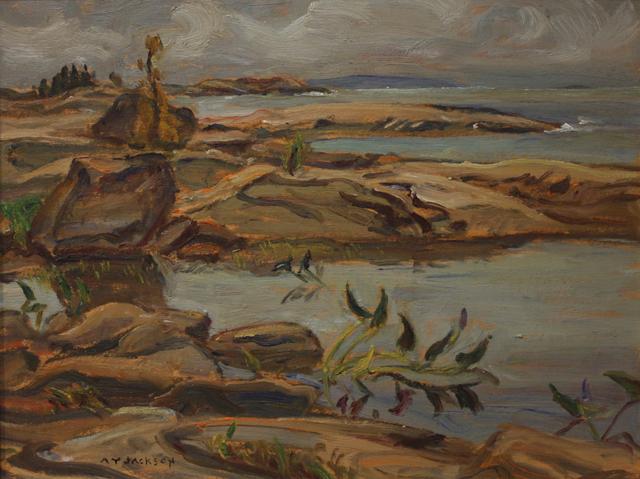, 'McKelkans Island,' 1958, Madrona Gallery