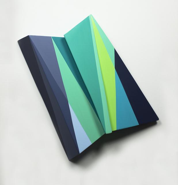 , 'Fluidify,' 2017, Miller Yezerski Gallery