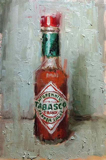 Bradford J. Salamon, 'Tabasco', 2019, Sue Greenwood Fine Art