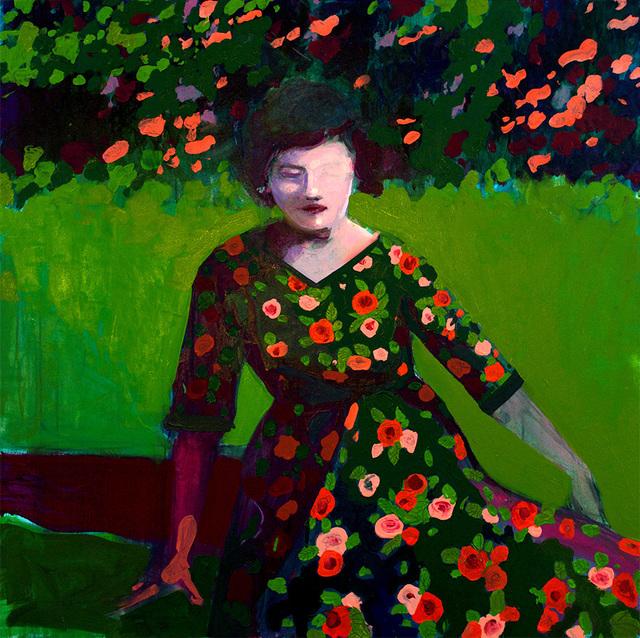 , 'Dress,' 2017, Wally Workman Gallery
