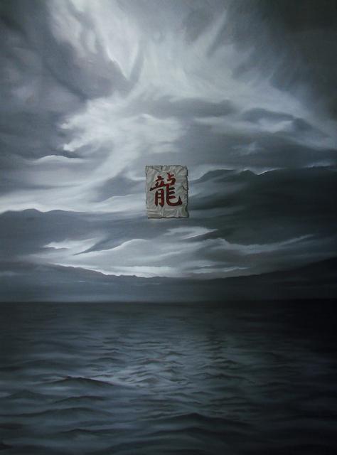 , 'Dragon in the Sky,' 2013, OTA Contemporary