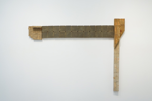 , 'square for space 01-08,' 2001, Maus Contemporary