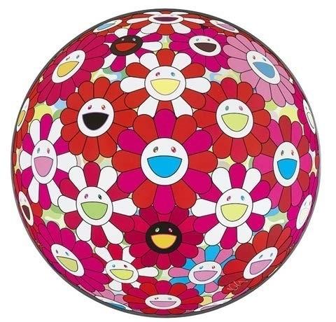 , 'Flower Ball (3D) Papyrus,' 2013, Rosenfeld Gallery LLC