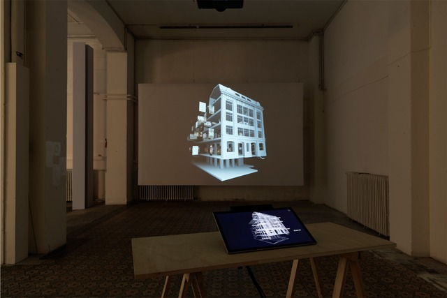 Pierre Giner, 'Reveal, Points de vue sur la maquette', 2014, Installation, Fondation d'Entreprise Galeries Lafayette