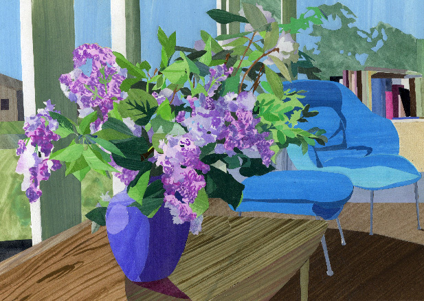 ", '""Lilac"",' 2008, Scott White Contemporary Art"