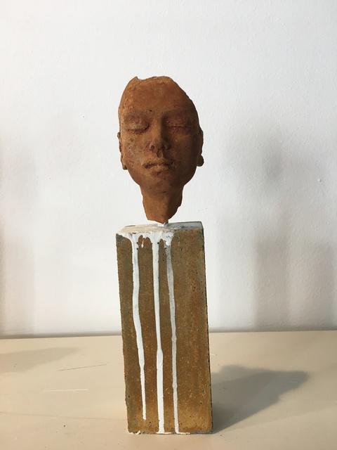 , 'Visage óxid,' 2017, Anquins Galeria