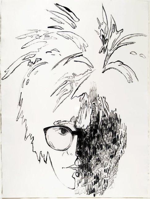 Andy Warhol, 'Self Portrait', 1986, New York Academy of Art