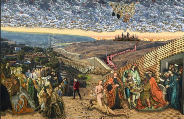 , 'Rites of Passage,' 2014, Koplin Del Rio