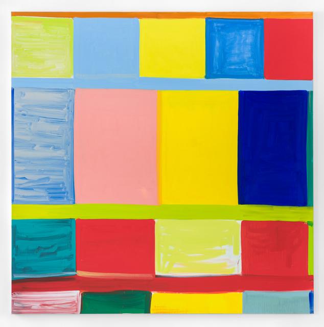 , 'Western Wind,' 2018, Galerie Nordenhake
