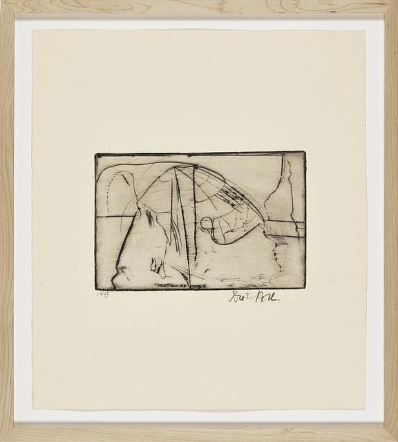 , 'Tiere und Menschen (Animals and Men),' 1973, BERG Contemporary