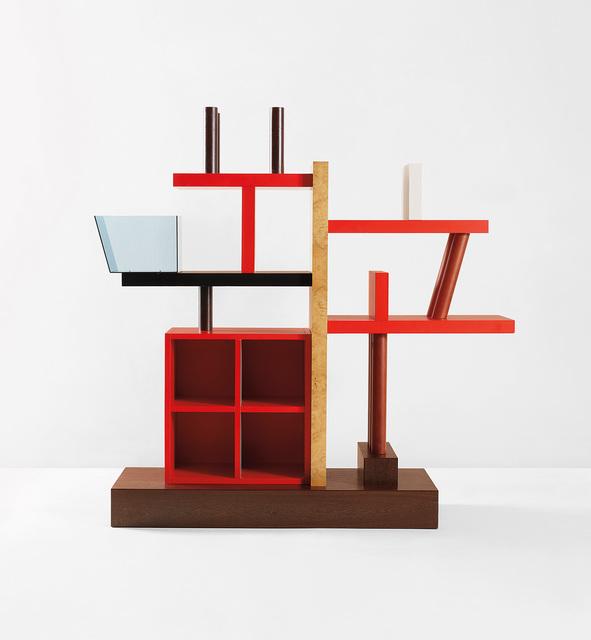 Ettore Sottsass, 'Liana bookshelf', circa 1993, Phillips