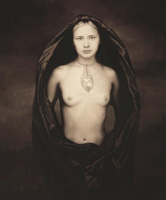 Joyce Tenneson, 'Nadya', 1998, Photography, Infused Dyes Sublimated on Aluminum, Holden Luntz Gallery