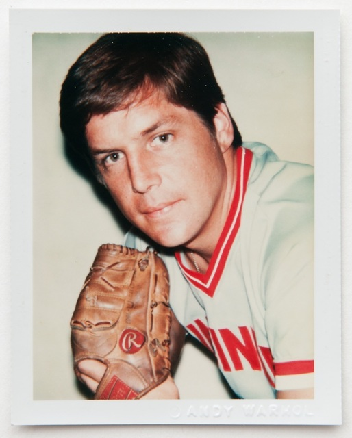 Andy Warhol, 'Andy Warhol, Polaroid Photograph of Tom Seaver, 1977', 1977, Hedges Projects