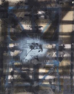 , 'Sin título (fragmentos de óleo, paisajes 1970,' 2016, NF/ NIEVES FERNANDEZ